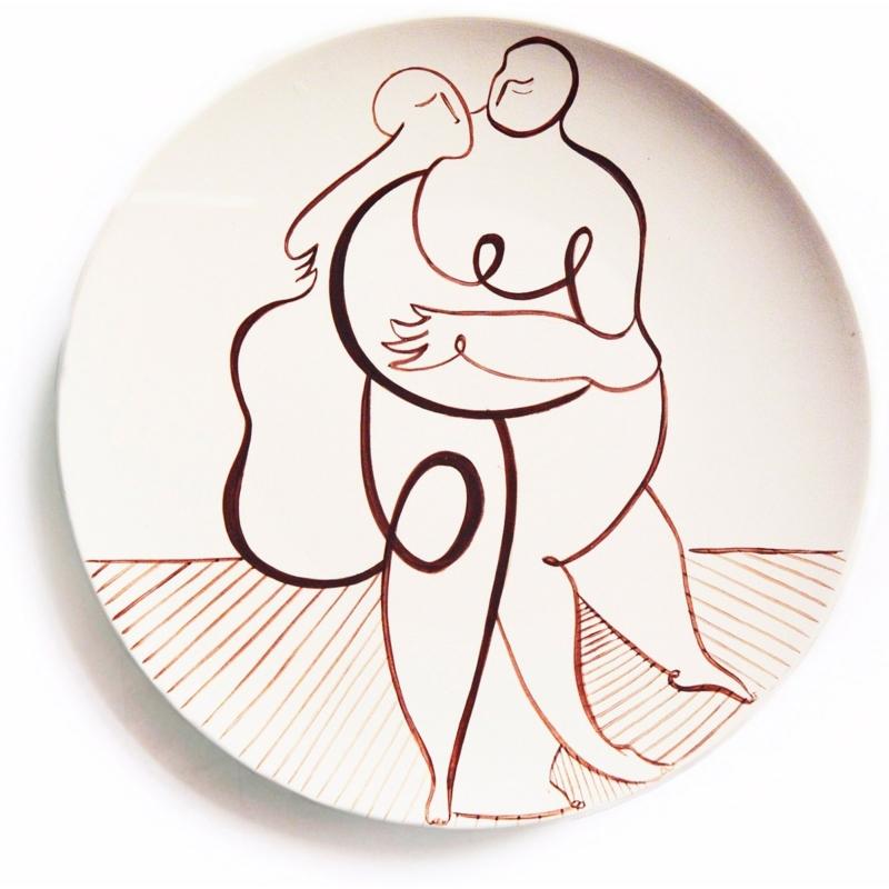 Andrea Santamarina - Ceramic sequences M