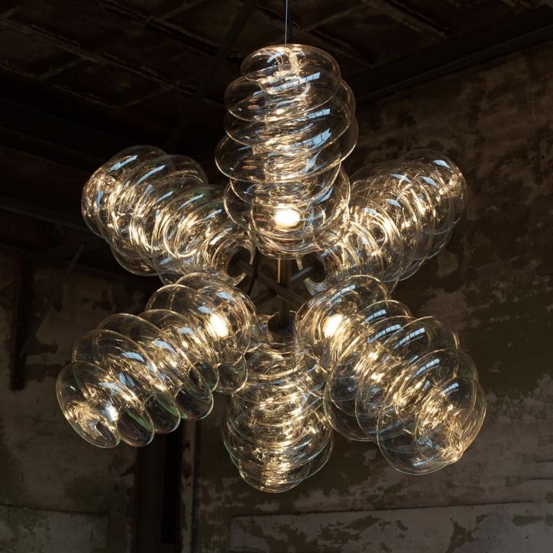 Dirk Vander Kooij - Bloown chandelier medium