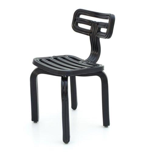 Dirk Vander Kooij - Chubby Chair - Black