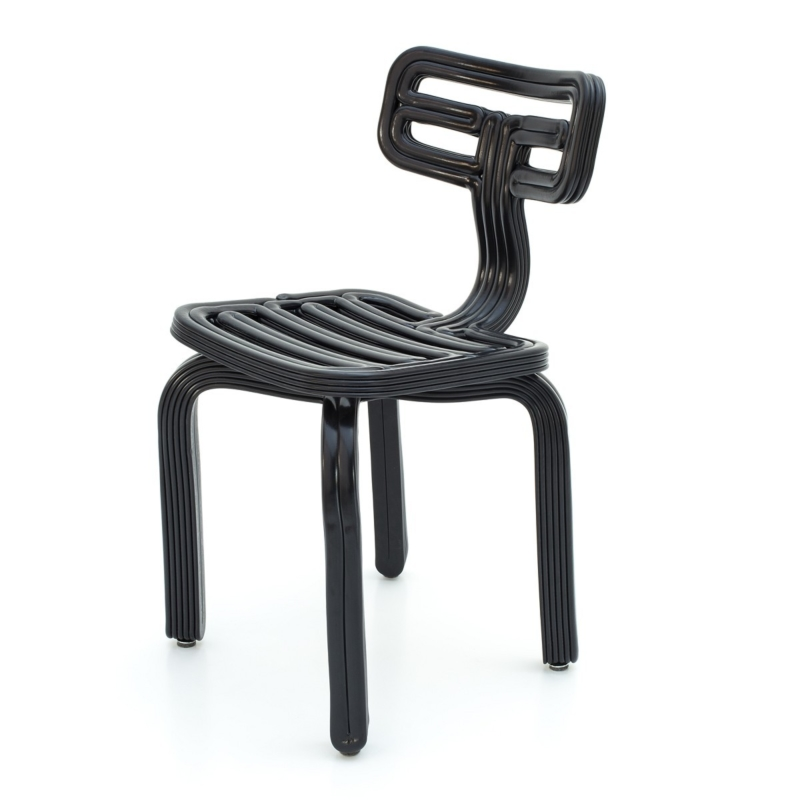 Dirk Vander Kooij - Chubby Chair - Black