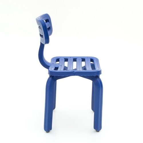 Dirk Vander Kooij - Chubby chair - Blue