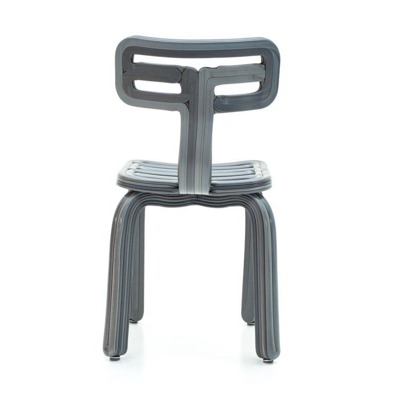 Dirk Vander Kooij - Chubby chair - Gris