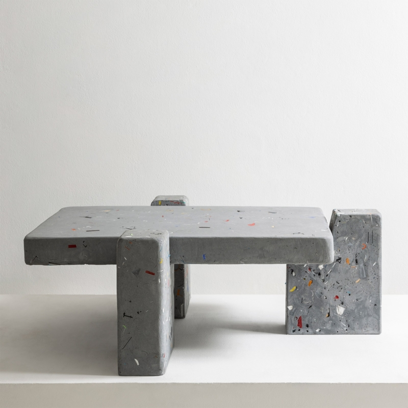 Duccio Maria Gambi - Inerte grafico – low table