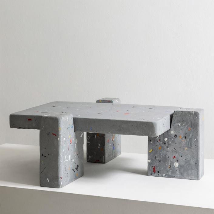 Duccio Maria Gambi - Inerte grafico – low table