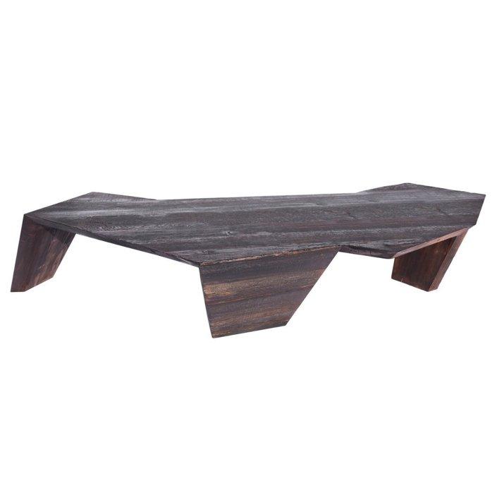 Enrico Marone Cinzano - Wood Stealth Table