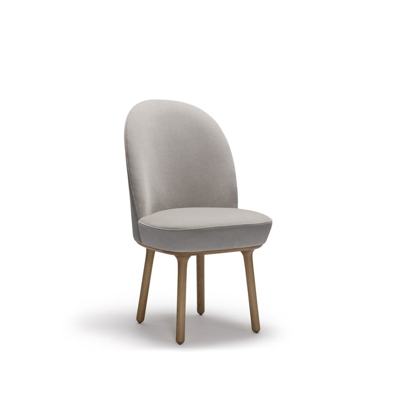 Jaime Hayon for Sé - Beetley Chair - Natural Oak Legs