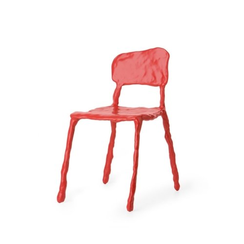 Maarten Baas - Clay Dining Chair – Red