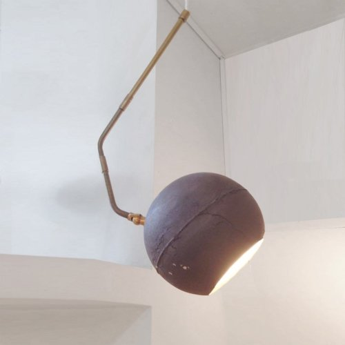 Marre Moerel - Black Endor Pendant Lamp