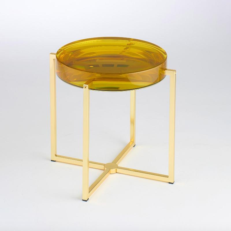 McCollin Bryan - Lens Coffee Table - Ø 35 cm