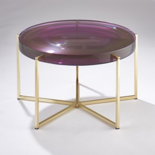 McCollin Bryan - Lens Coffee Table - Ø 70 cm