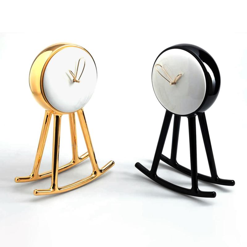 Nika Zupanc - Infinity Clock - for Bosa Ceramiche