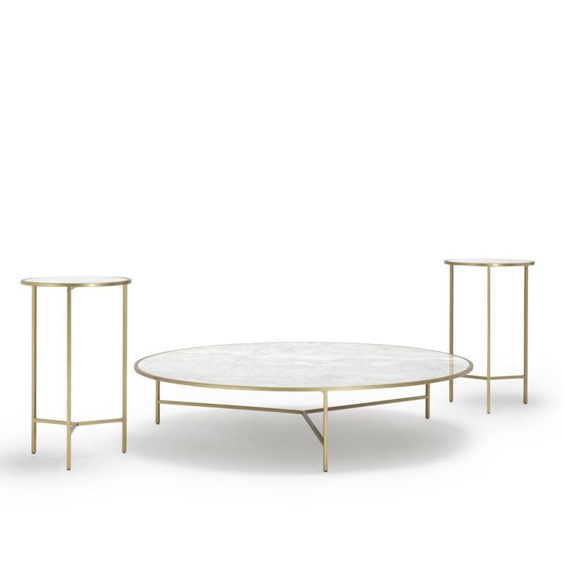 Nika Zupanc for Sé - Smoke Tables