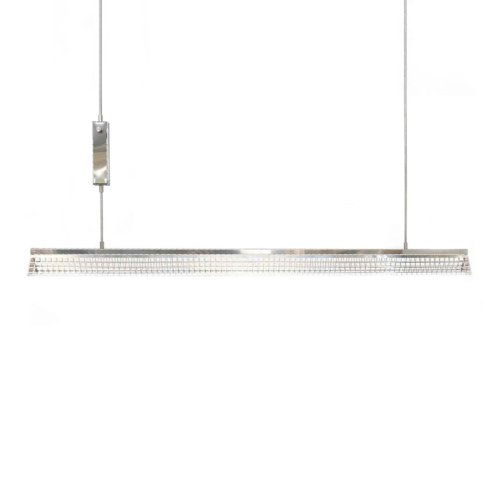 Piet Hein Eek - Punched Mesh Lamp in Shiny Inox