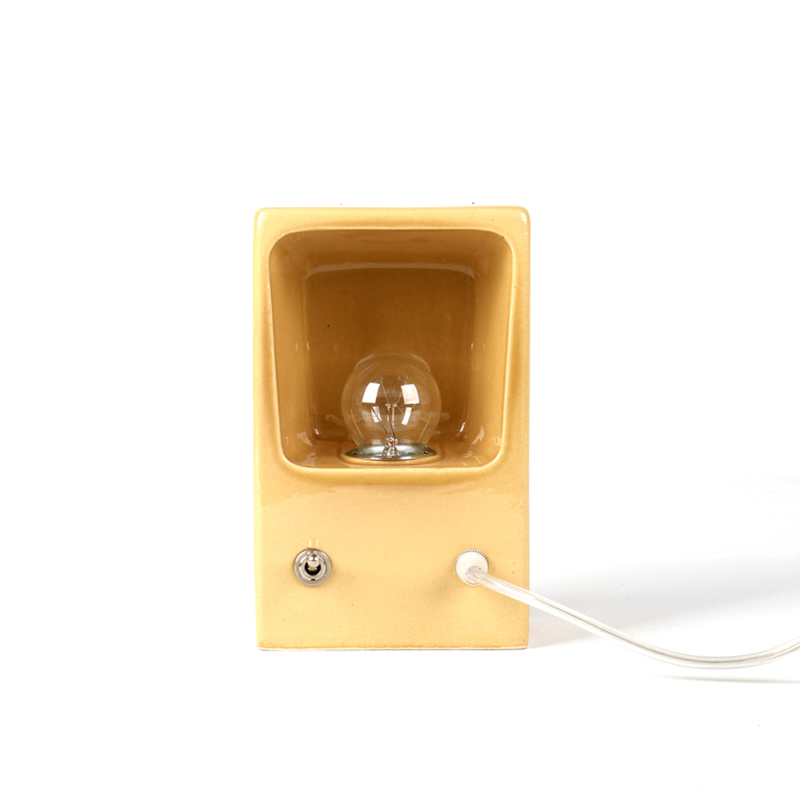 Piet Hein Eek - One Mold Ceramic Lamp