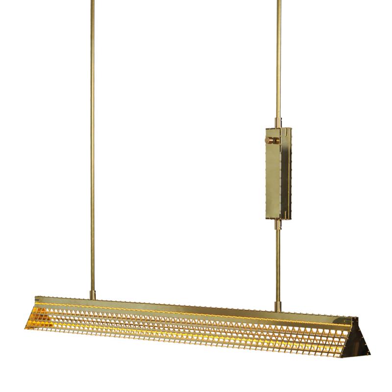 Piet Hein Eek - Punched Mesh Lamp
