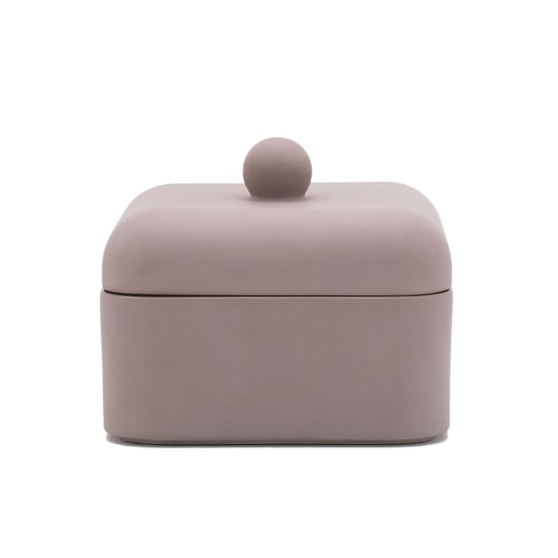 Nika Zupanc for Sé - Whisper Box - Grande - Satin Chic Pink