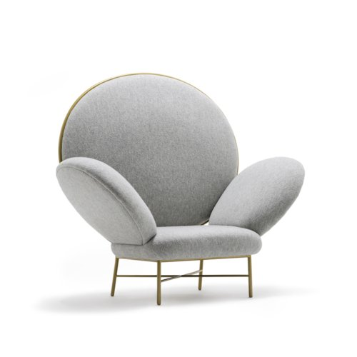 Nika Zupanc for Sé - Stay Armchair