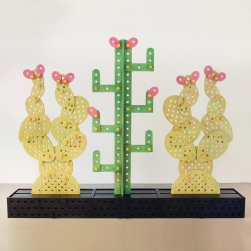 Shigeki Yamamoto - Chalk cactus