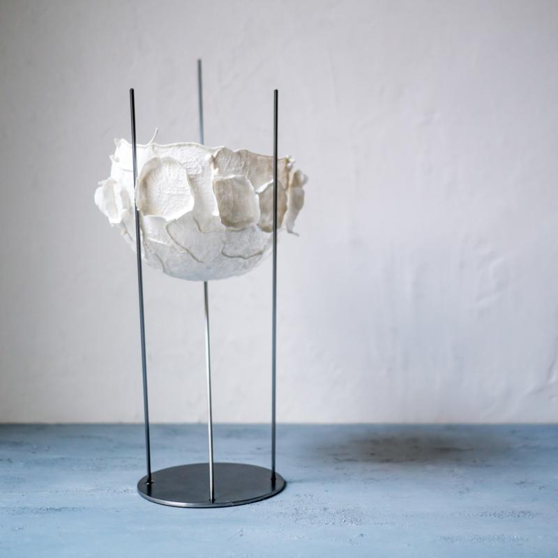 Unduo + Biancodichina - Paper boule medium