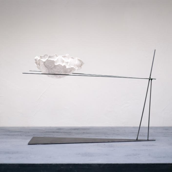 Unduo + Biancodichina - Paper boule small