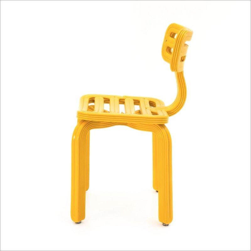 Dirk Vander Kooij - Chubby Chair - Yellow