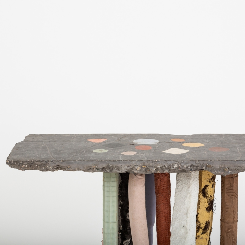 Nacho Carbonell - Fossil Console