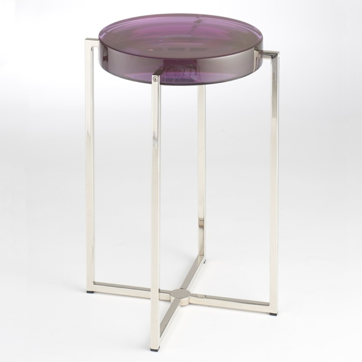 McCollin Bryan - Lens Table – side table – Ø 35