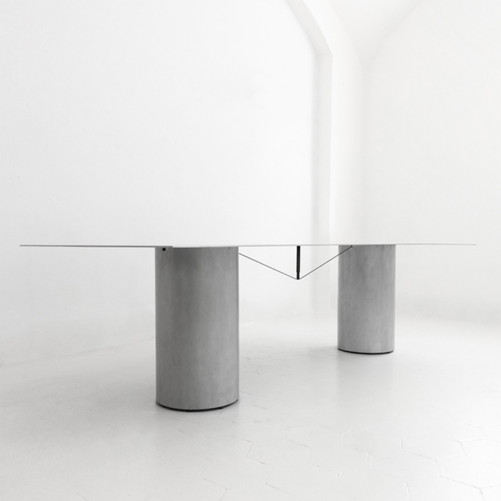 Guglielmo Poletti - Equilibrium Rectangular Table