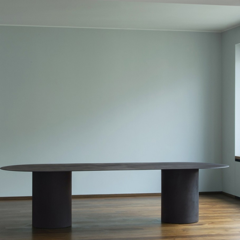 Guglielmo Poletti - MM6 Aluminium Table