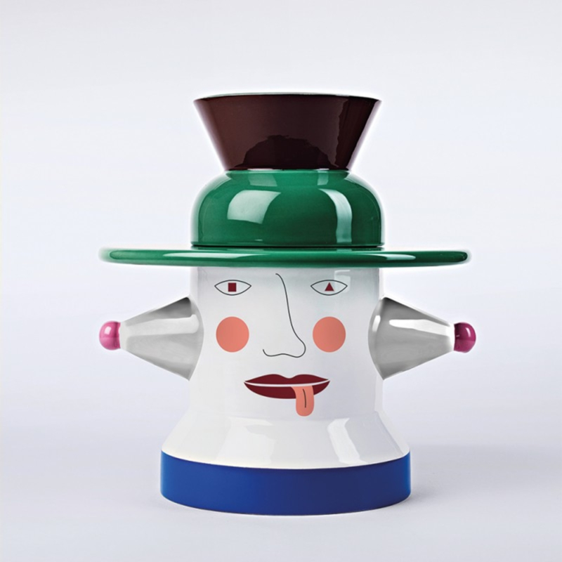 Jaime Hayon - Geopablo vase