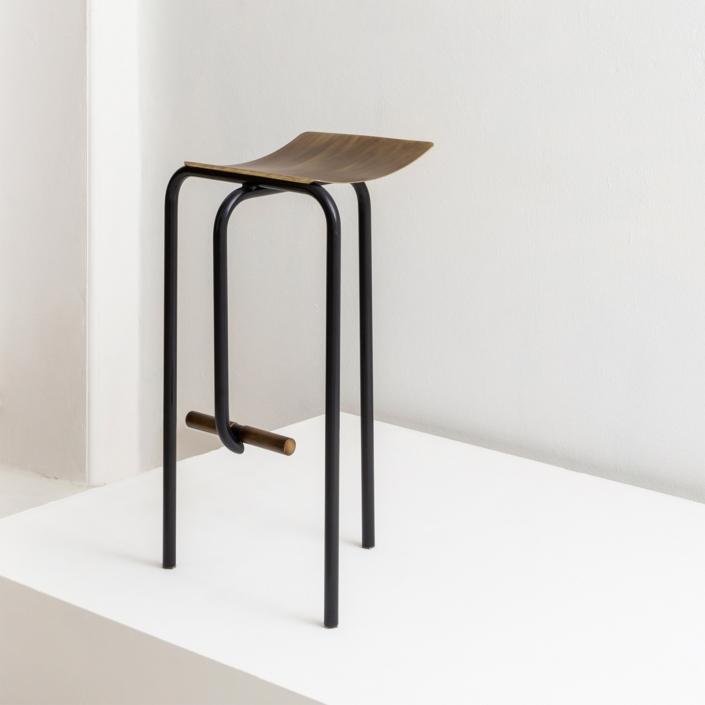Roberto Giacomucci - Slide stool