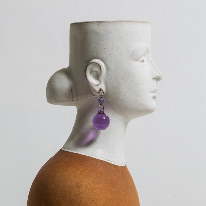 Tonino Negri - Ragazza con gli orecchini