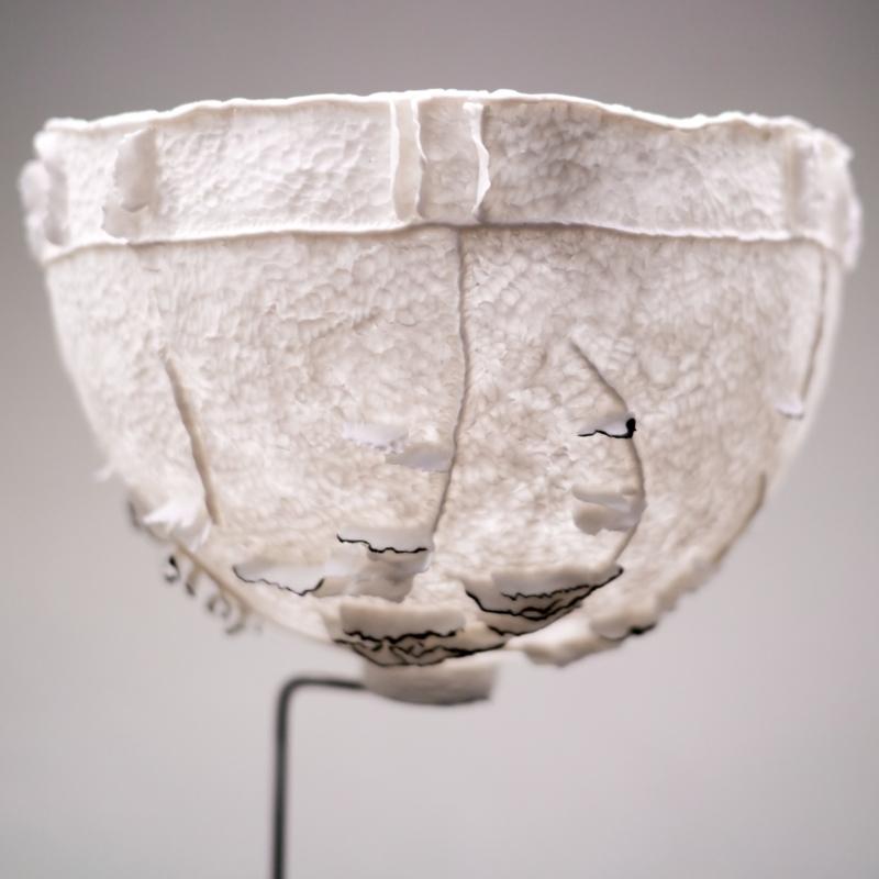 Unduo + Biancodichina - Paper boule large