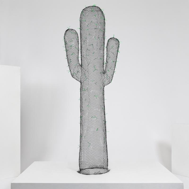 Benedetta Mori Ubaldini - Tall black cactus