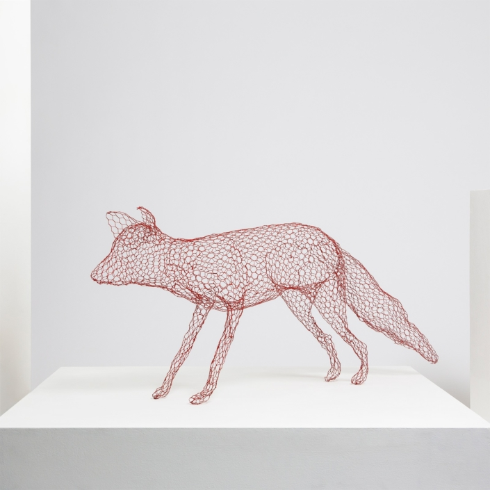 Benedetta Mori Ubaldini - Red Fox