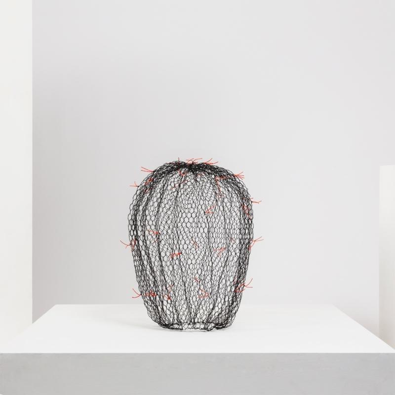 Benedetta Mori Ubaldini - Small black cactus