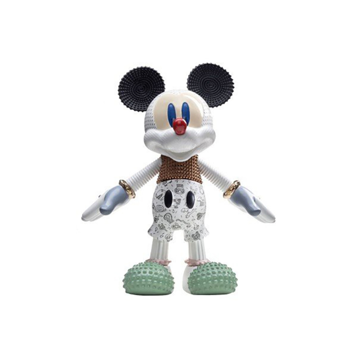 Elena Salmistraro - Mickey Mouse Forever Young