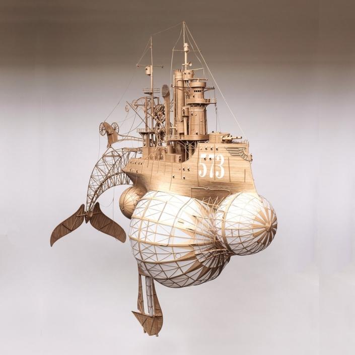 Major Darling - The Humpback Dreadnought