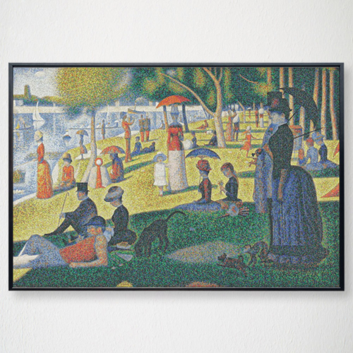 Chris Jordan - Caps Seurat