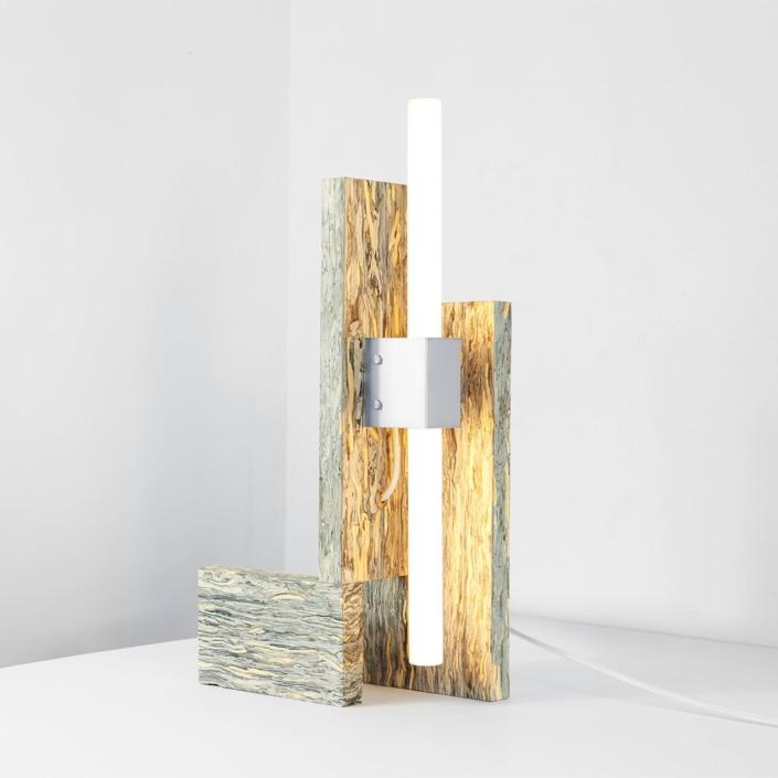 Jorge Penades - Structural Skin Lamp N. 01