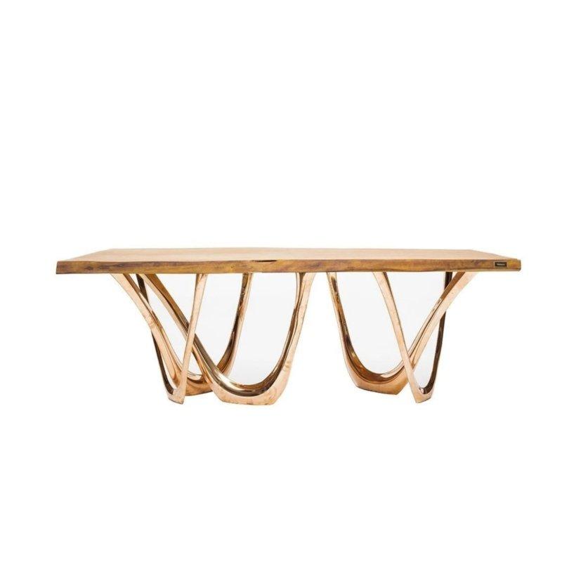 Oscar Zieta - G table Kauri