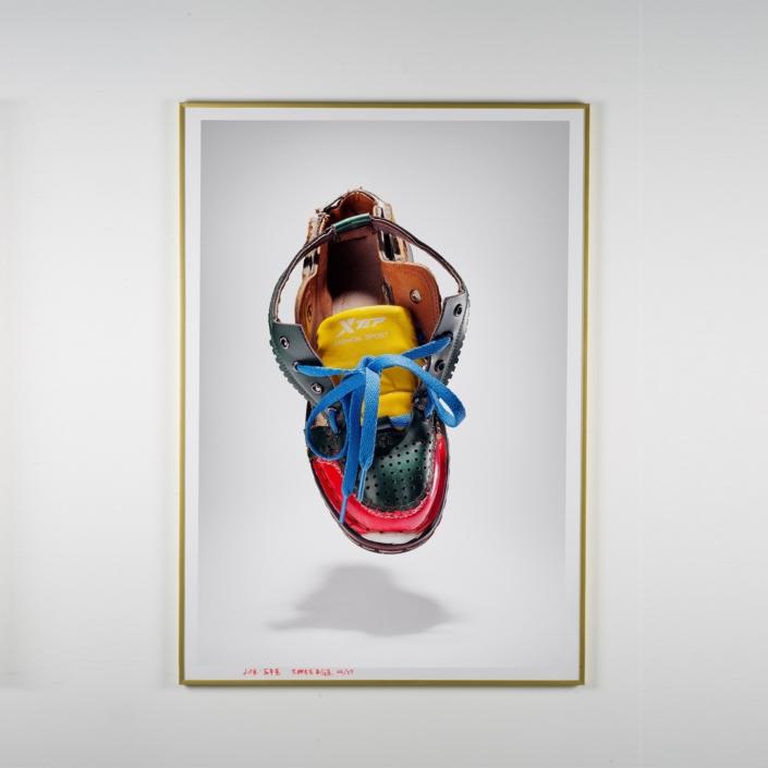 Sander Wassink - Sneaker sandal - Untitled 4