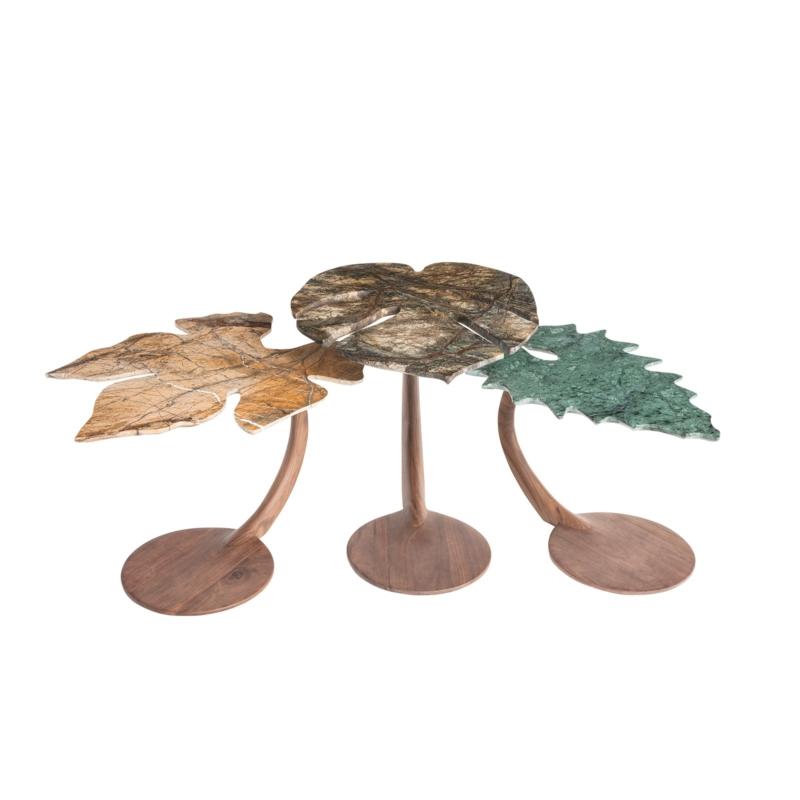 Cypraea - Foliae Table set