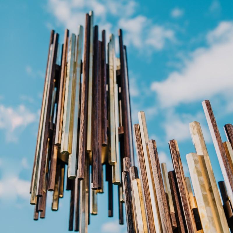 Cypraea - Rochester Floor Lamps Set in Wenge