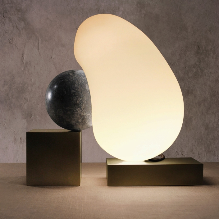 Anna Karlin - Dimple Lamp