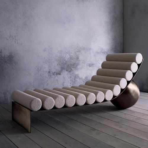 Anna Karlin - Curved Chaise