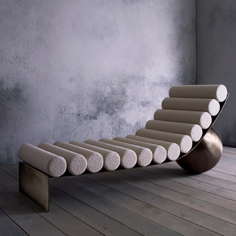 Anna Karlin - Curved Chaise