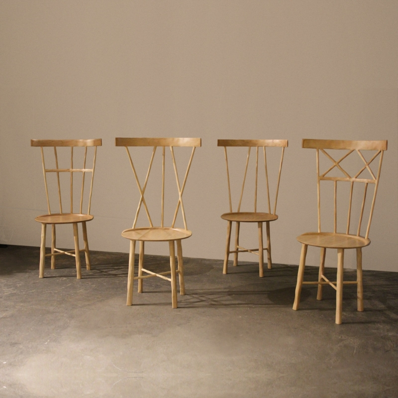 Anna Karlin - W Chairs