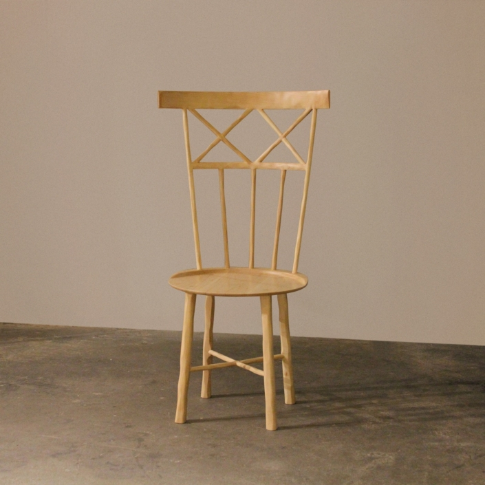 Anna Karlin - W Chairs - A