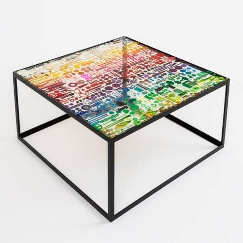 "Manu Crotti - Coffee table ""Le Merendine"""